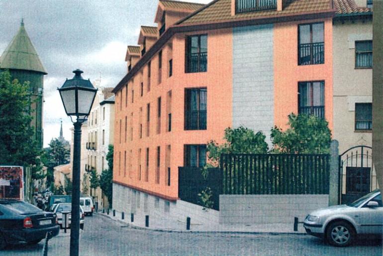 Construcción Edificio Viviendas El Escorial