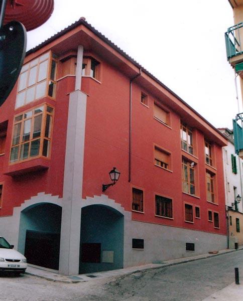 Construcción Edificio Viviendas en San Lorenzo de El Escorial Madrid