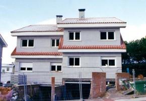 Construcción Viviendas Unifamiliares Moralzarzal