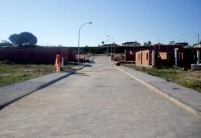 Construcción reformas urbanización